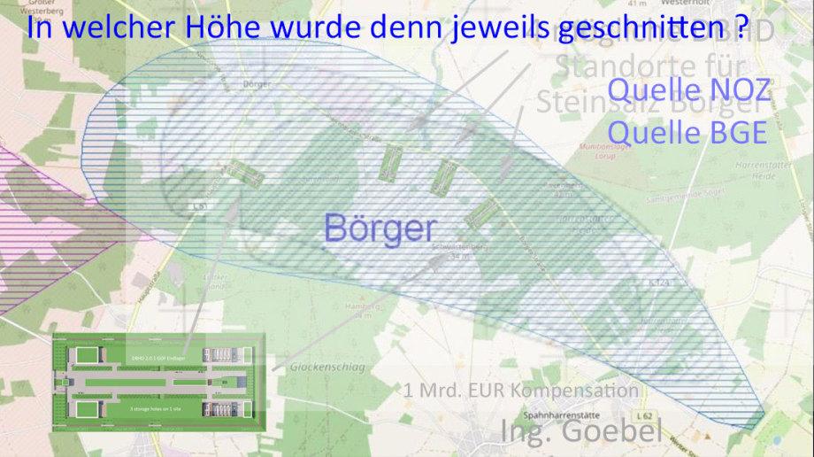 Widersprüchliche Orts- und Lage-Angaben - 2 Quellen > 2 Formen