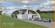 Tube House Office Habitat Kröpelin