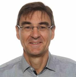 Pädagoge und Dipl.-Ing. Heinz Schlegel / Rektor der Baugewerblichen Berufsschule Zürich
