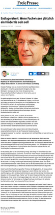 Prof. Dr.-Ing. Kudla - wird er der bautechnische Sachverstand des NBG ?