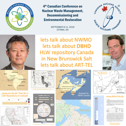4th_Canadian_Nuclear_Waste_Conference in Ottawa / Ontario / Canada