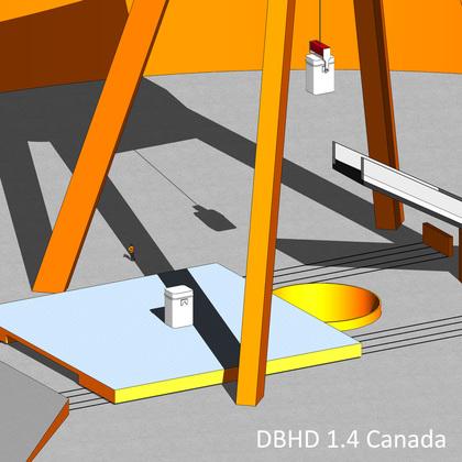 DBHD 1.4 Canada in New Brunswick Deep Salt