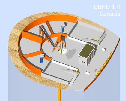 DBHD 1.4 Canada in Novo Scotia Deep Salt