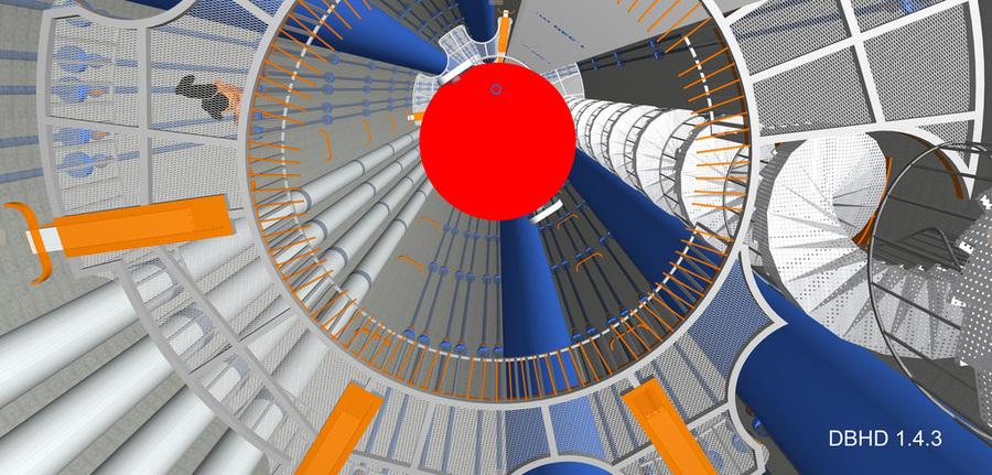 Einblicke in die Ausführungs-Planung DBHD 1.4.3 Endlager