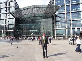 Fotos nach Termin Berlin 14. und 15. September Endlager Sicherheits Anforderungs Verordnung