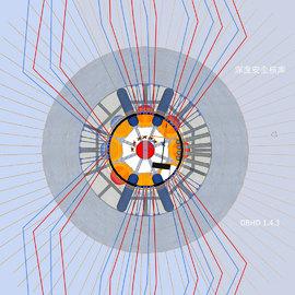 Bohrungsausbau im D=20 m Bereich DBHD 1.4.3 China