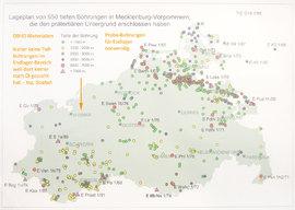Es gibt keine Tief-Bohrungen im DBHD Endlager-Bereich bei Glasin M-V   Das Geodaten-Bohrdaten Gesetz nützt in diesem Fall also gar nichts ...
