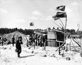 Republik Freies Wendland Das Woodstock der Atomkraftgegner