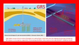 die GRS Wissenschaftler sind bestimmt keine Bauplaner