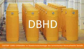 Top-Castor 1000/19 - eine gute Entscheidung von Tschechien - DBHD