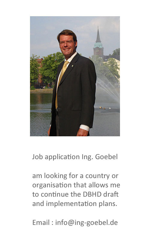 >>> Job Application Ing. Goebel - am looking for a country or organisation that allows me to continue the DBHD draft and implementation plans - Email : info@ing-goebel.de #endlager #nuclearrepository