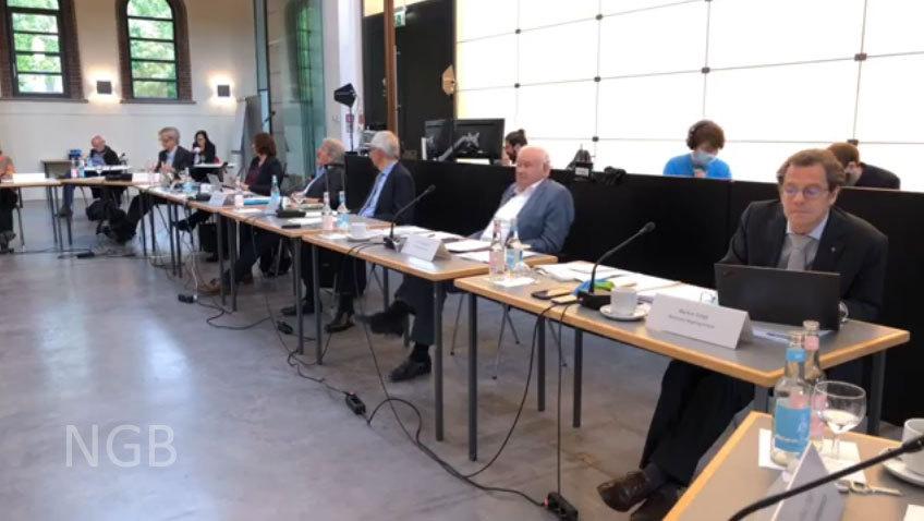 38. Sitzung NBG im Umweltforum Berlin