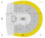 Draufsicht - Abmessungen der Oberflächen-Anlagen - Bohrplatz - Anlieferung - Kühlung - Förderturm - Windenhaus