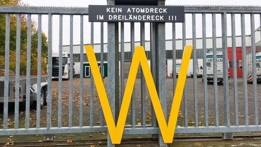 Nach dem Wendland X kommt nun das Würgassen W