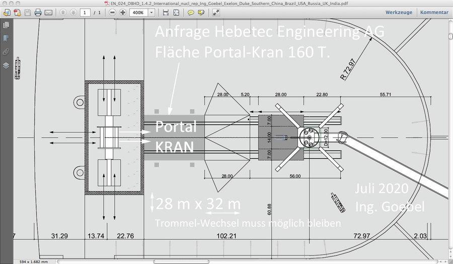 Anfrage Skizze Portal-Kran 160 T plus Sicherheit 1.4