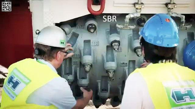 SBR D = 12 m for DBHD