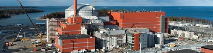 Olkiluoto 3 - Inbetriebnahme dieser Tage - EDF Bauwerk
