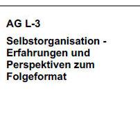 Fachkonferenz selbst - Teilgebiete-Konferenz - Non Proliferation