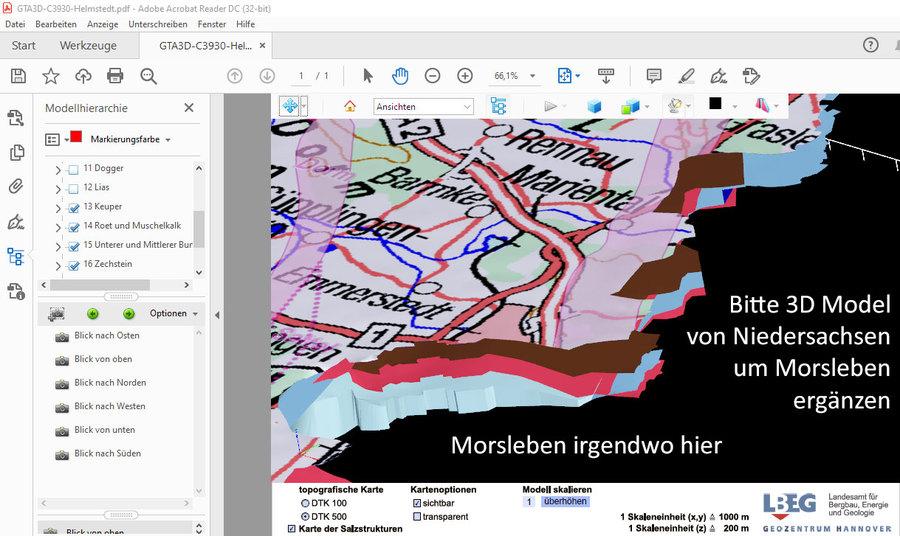 Morsleben liegt nicht in Niedersachsen